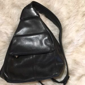 Nine West Leather Mini Backpack